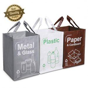 Bolsas de reciclaje de Opret