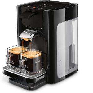 Cafetera de cápsulas con desconexión automática