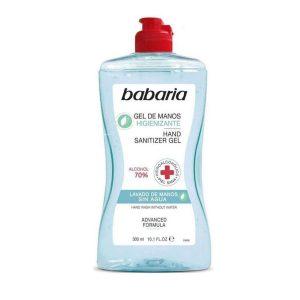 Gel hidroalcohólico de manos con fórmula avanzada