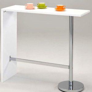 Mesa alta montable para mini cocinas