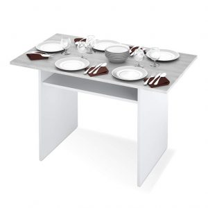 Mesa consola desplegable de Habitdesign