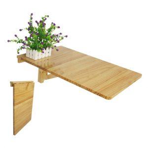 Mesa de pared simple y plegable de LiRen-Shop