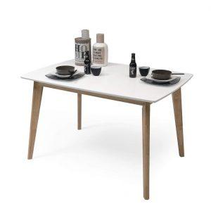 Mesa extensibles de diseño nórdico MELAKA