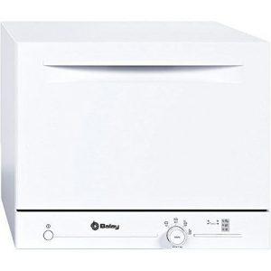 Mini lavavajillas compacto