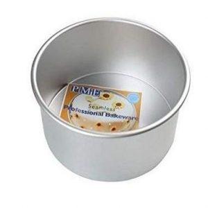 Molde de repostería redondo de aluminio