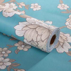 Papel de contacto floral decorativo de MagicValley