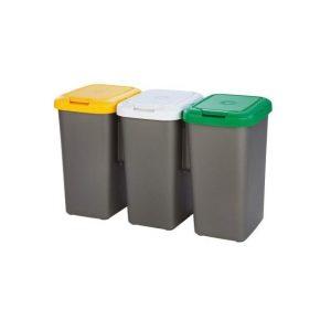 Papeleras de reciclaje de Tontarelli