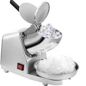 Picadora de hielo con doble protección