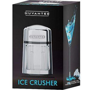 Picadora de hielo con pies antideslizantes