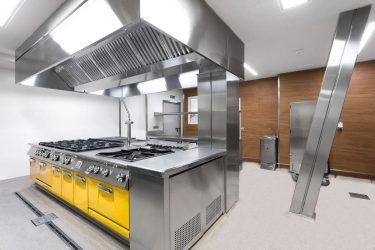 Tipos de cocinas industriales según tu tipo de negocio
